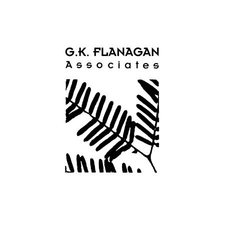 GK Flanagan logo