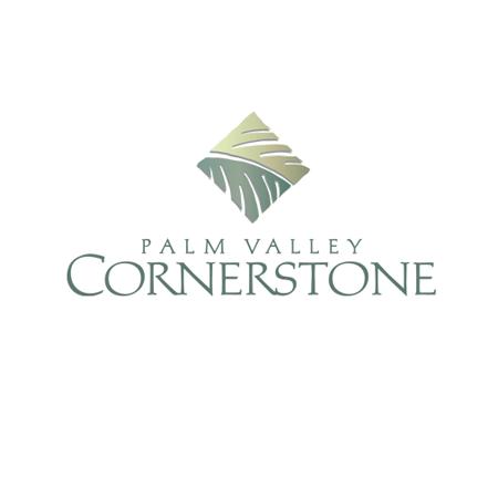 Palm Valley Cornerstone logo