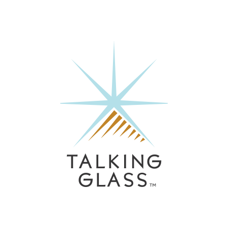 Talking Glass logo