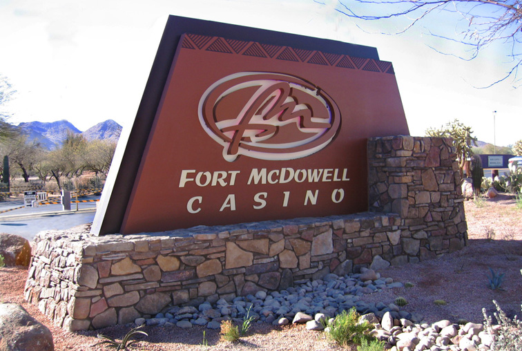 Fort mcdowell casinos vegas map casino