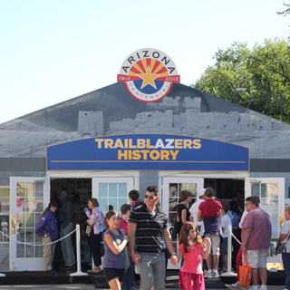 Arizona State Centennial Pavilions
