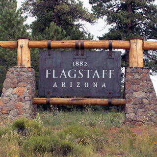 Falgstaff Gateway Monumentation and Park Signage