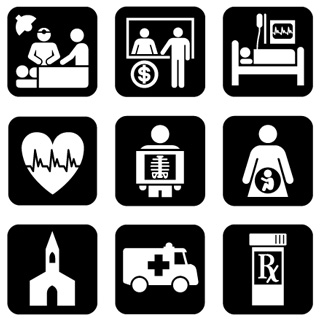 Healthcare Symbol Study