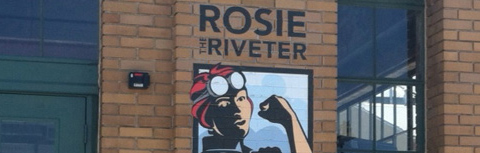 National Park Service Rosie The Riveter National Historical Park